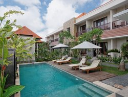 Top-5 hotels in the center of Ungasan