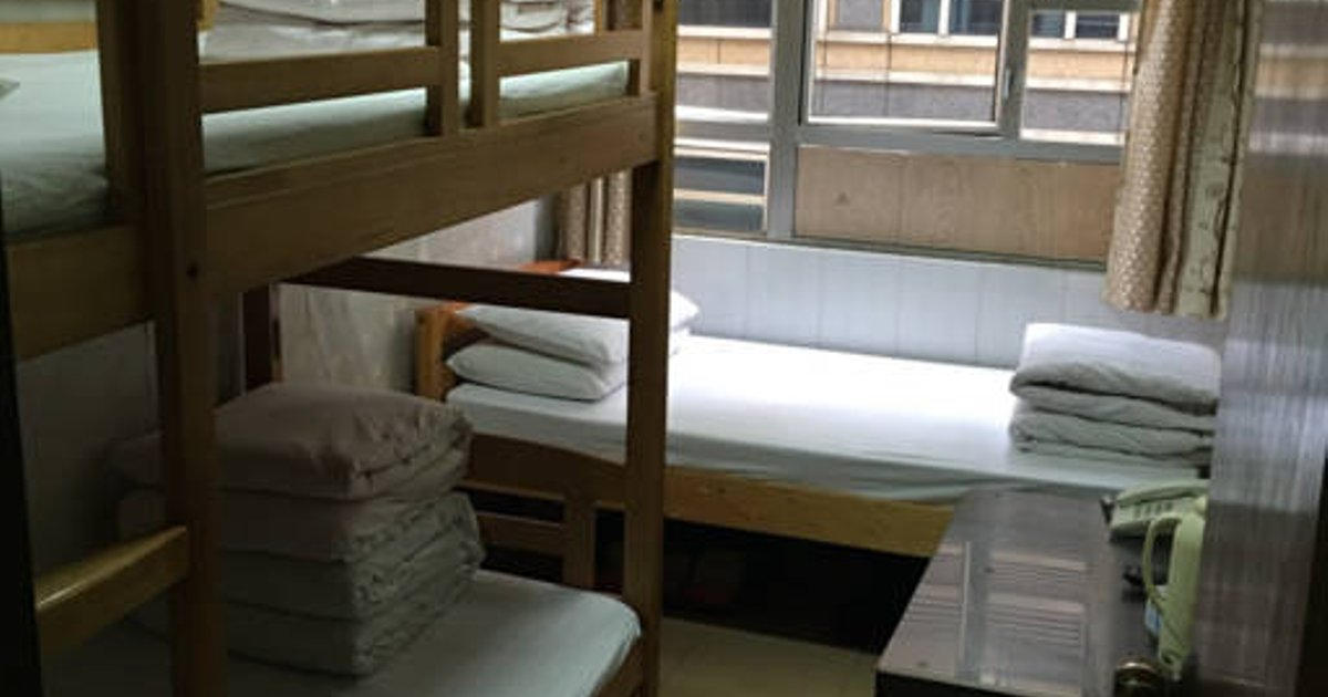 Bed A in 3-Bed Female Dorm