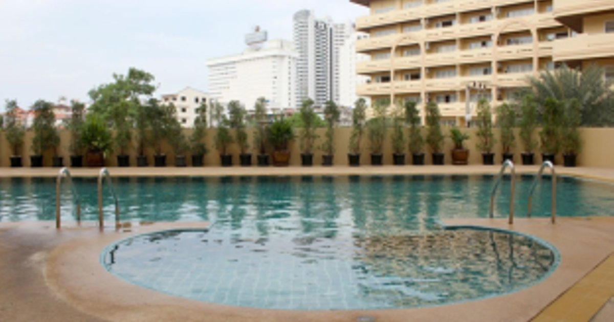 Dasiri Jomtien Beach 2-Bedroom Apartment 58