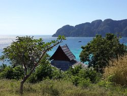 Phi Phi Island hotels with sea view