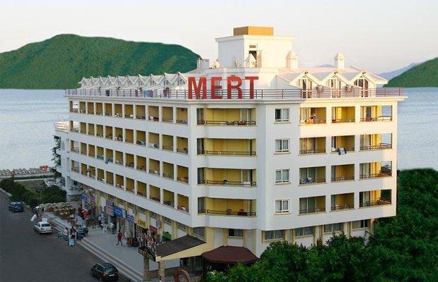 фото Mert Hotel 596671358