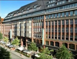 Top-10 of luxury Hamburg hotels
