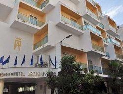 Top-10 hotels in the center of Lloret de Mar