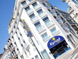 Nantes hotels with restaurants
