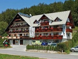 Top-4 hotels in the center of Bohinjsko Jezero