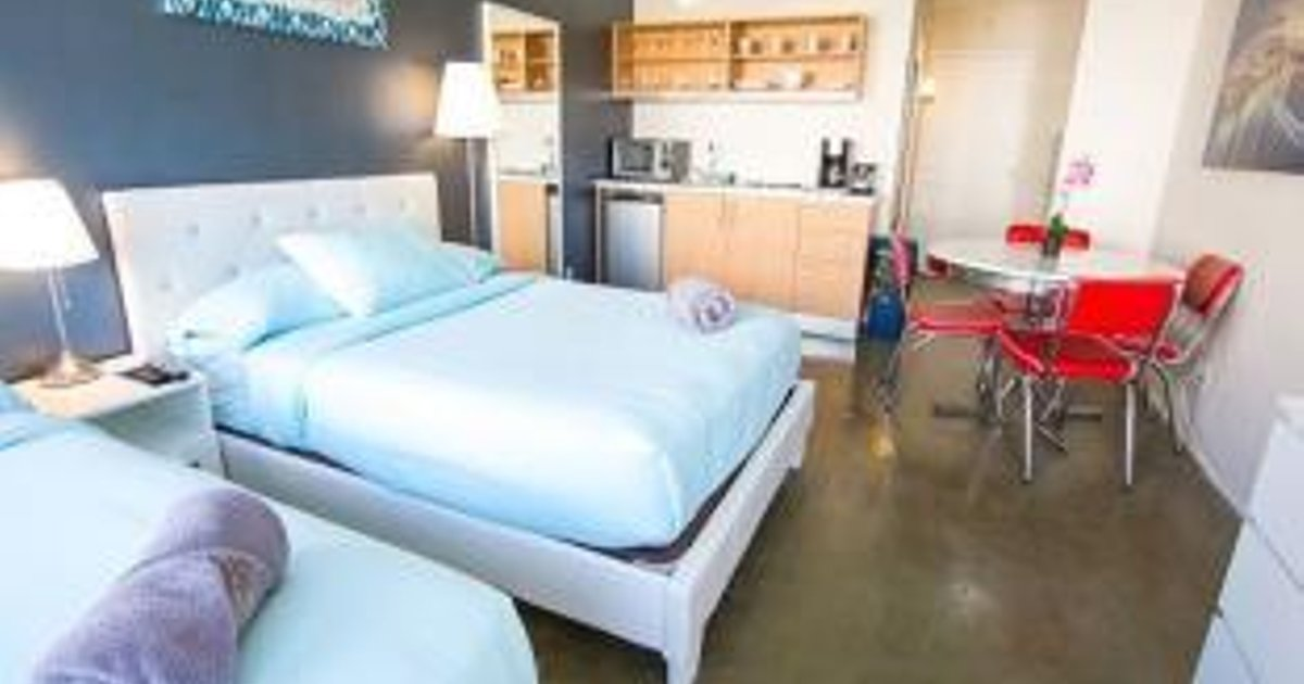 LA Extended Stay Apartment Unit 6