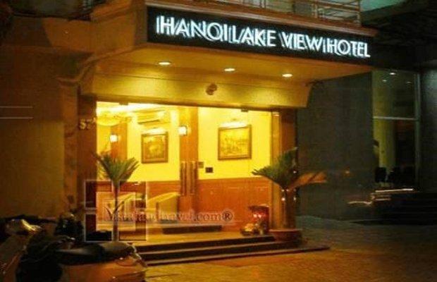 фото Hanoi Lake View Hotel 596999799