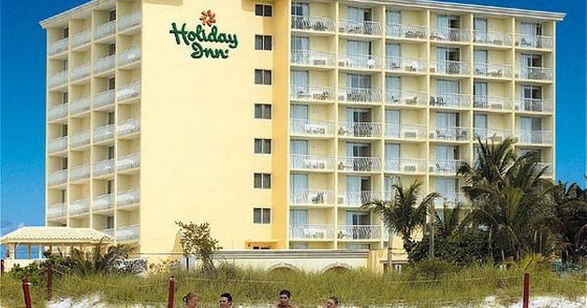 Holiday Inn POMPANO BEACH-OCEANSIDE