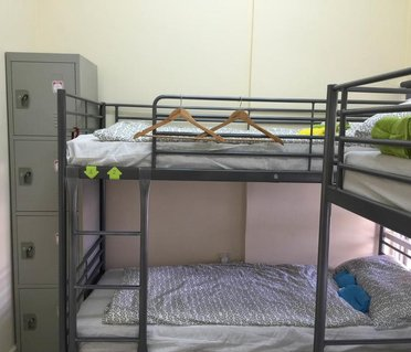 BackPacker Hostel in Abu Dhabi