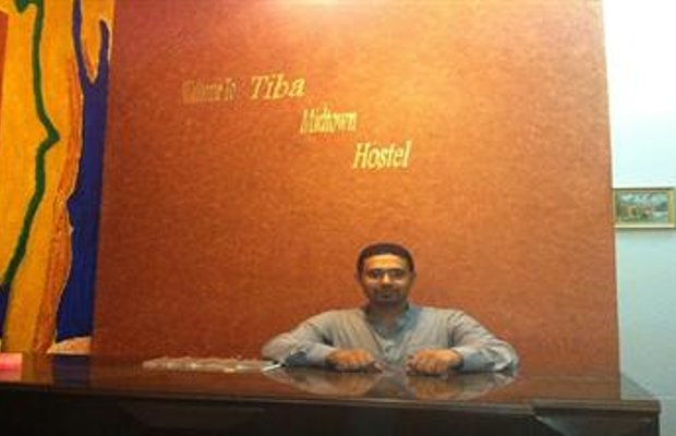 фото Tiba Midtown Hotel - Hostel 601345874