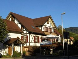 Top-4 hotels in the center of Buehlertal