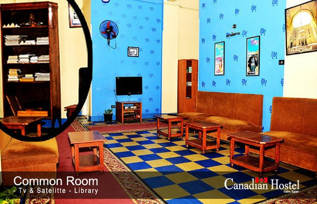 фото The Canadian Hostel 602942256