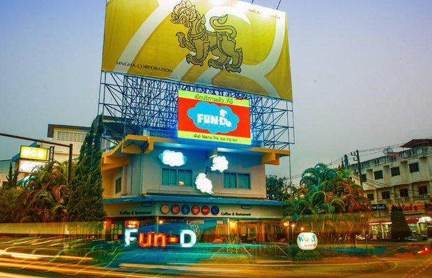 фото Fun-D Hostel Chiang Rai 602962375