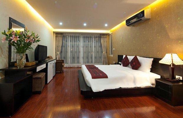 фото Hanoi Spring II Hotel 602968118