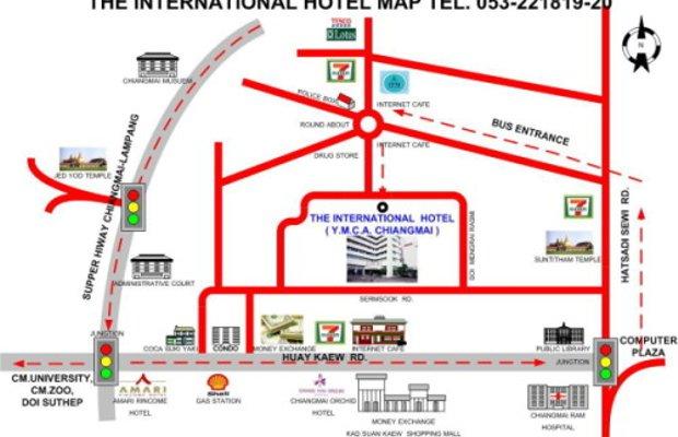 фото The International Hotel Chiang Mai (YMCA) 602969170