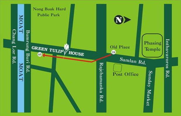 фото Green Tulip House 602981671