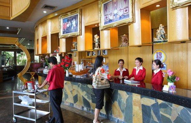 фото 13 Coins Hotel Bang Yai 603013149