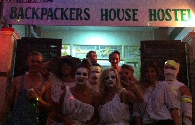 фото Backpackers House 603019218
