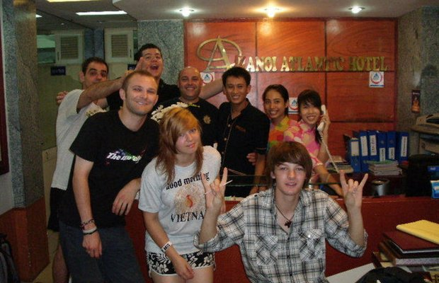 фото Ha Noi Atlantic Hotel 603037588