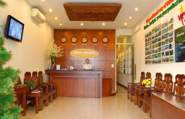 фото Hanoi Graceful Hotel 603037956