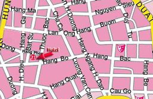 фото Hanoi Graceful Hotel 603037960