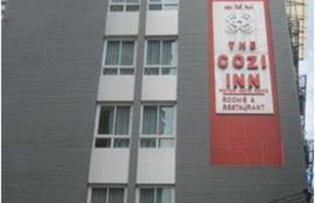 фото The Cozi Inn Hotel, Bangkok 603174083