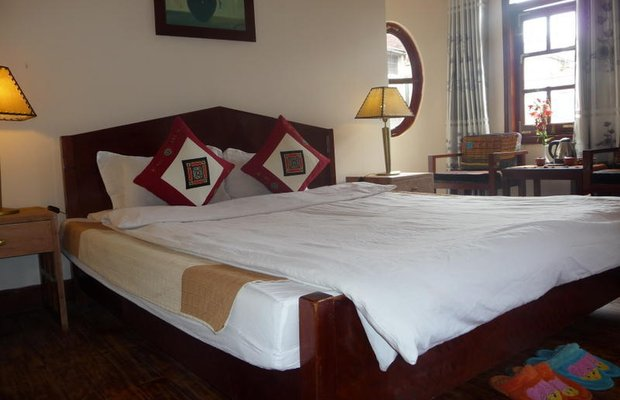 фото Casablanca Sapa Hotel 603175104