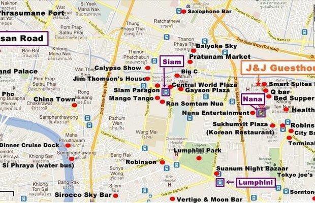 фото J&J Bangkok Guesthouse 603184109