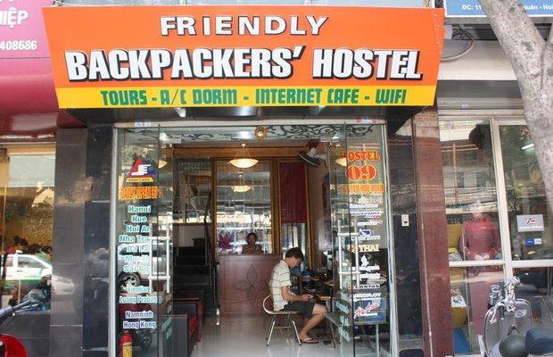 фото Friendly Backpackers Hostel 603199087