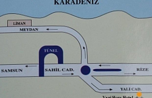фото Trabzon Yeni Hora Hotel 603199456
