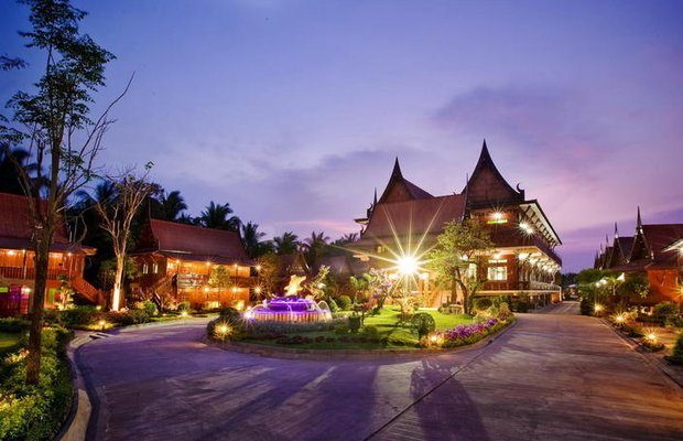 фото Jaroenrat Resort 603217895
