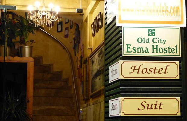 фото Old City Esma Hostel 603225818