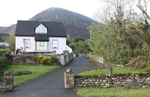 фото Croagh Patrick Lodge B&B 603262122