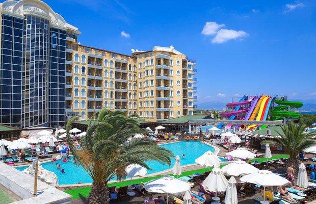 фото Didim Beach Elegance Aqua and Thermal Hotel 603262669