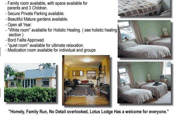 фото Lotus Lodge Holistic Healing Ctr 603270201
