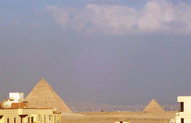 фото Pyramids View Rooms 603296131