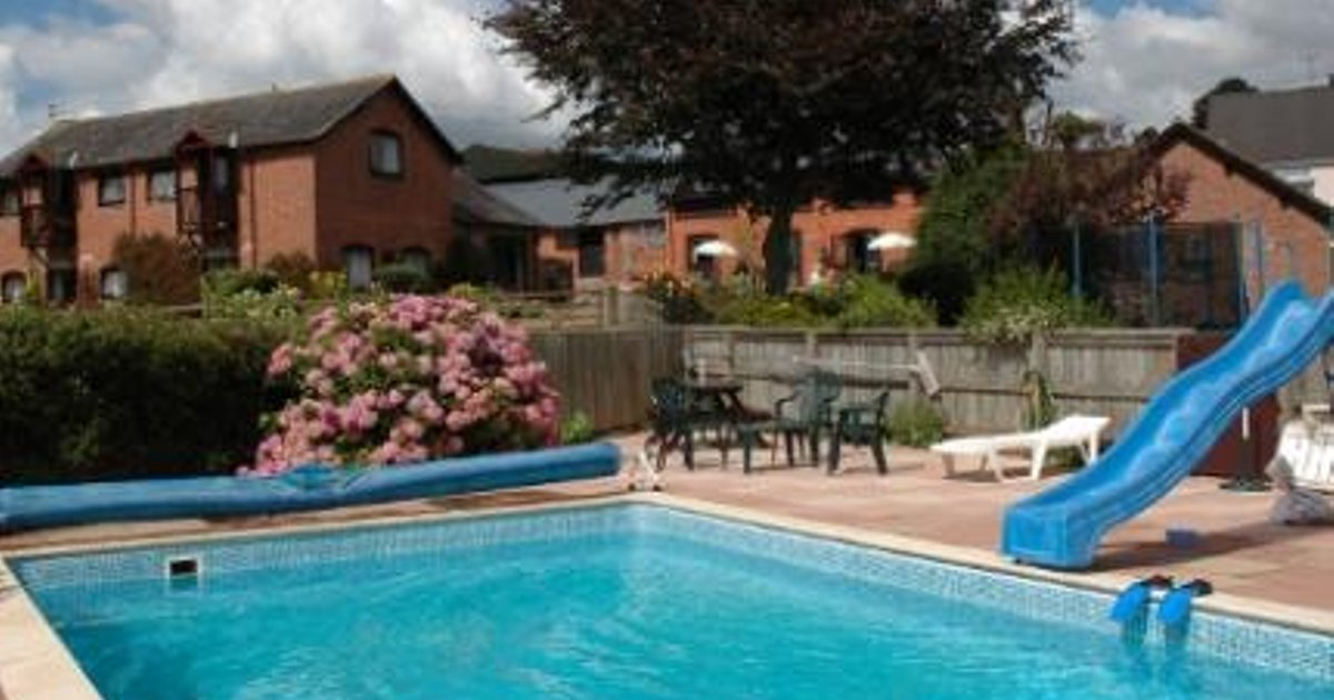 Hele Payne Farm - Self Catering Cottage