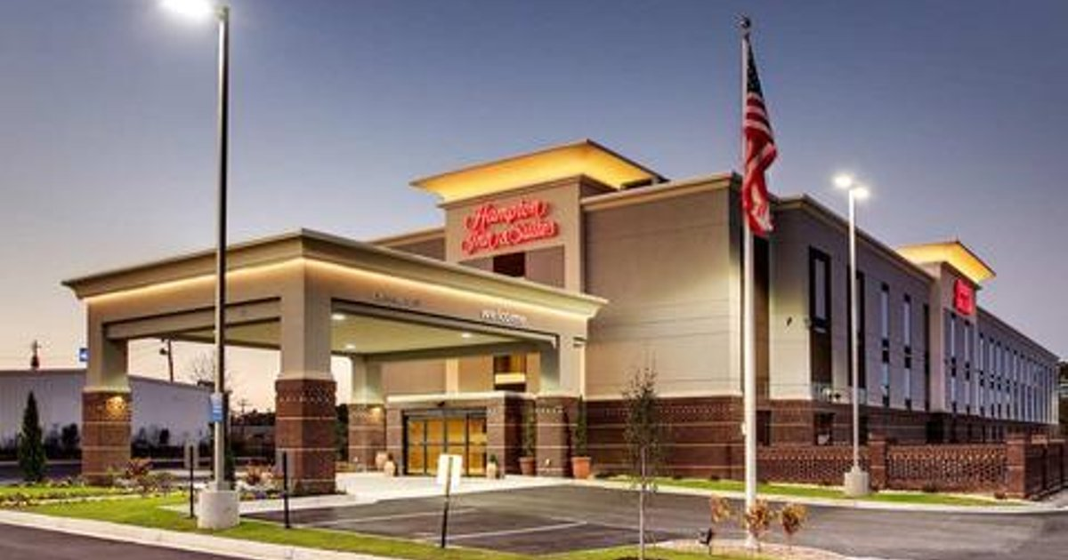 Hampton Inn and Suites Cordele