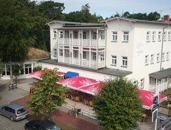 Top-10 hotels in the center of Graal-Mueritz