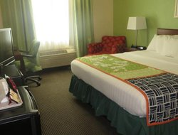Pets-friendly hotels in Jefferson City