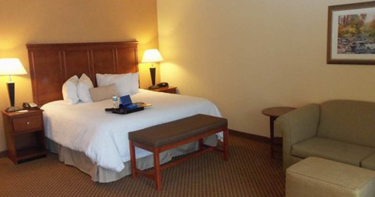 Hampton Inn & Suites Detroit/Chesterfield