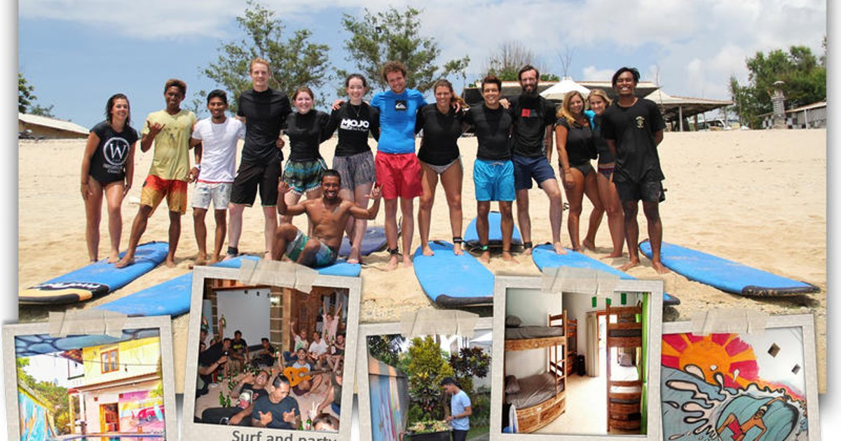 Wave Hunters Surf Camp