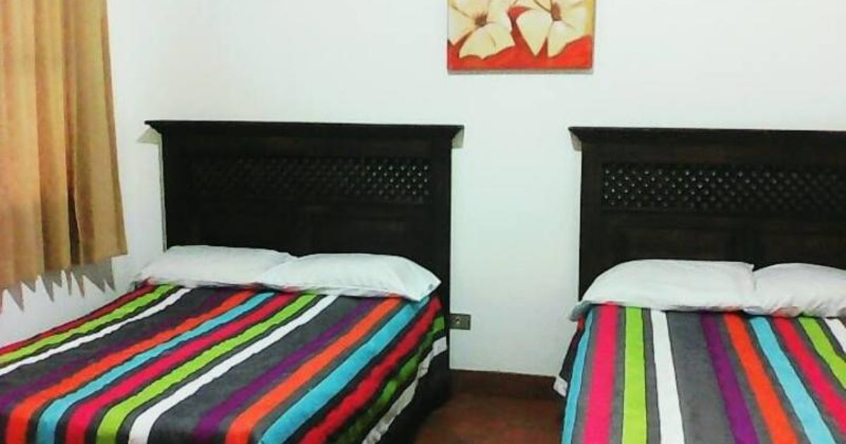 Hostal Colonial Antigua