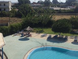 Pets-friendly hotels in Faliraki