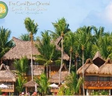 Отель The Coral Blue Oriental Beach Villas And Suites
