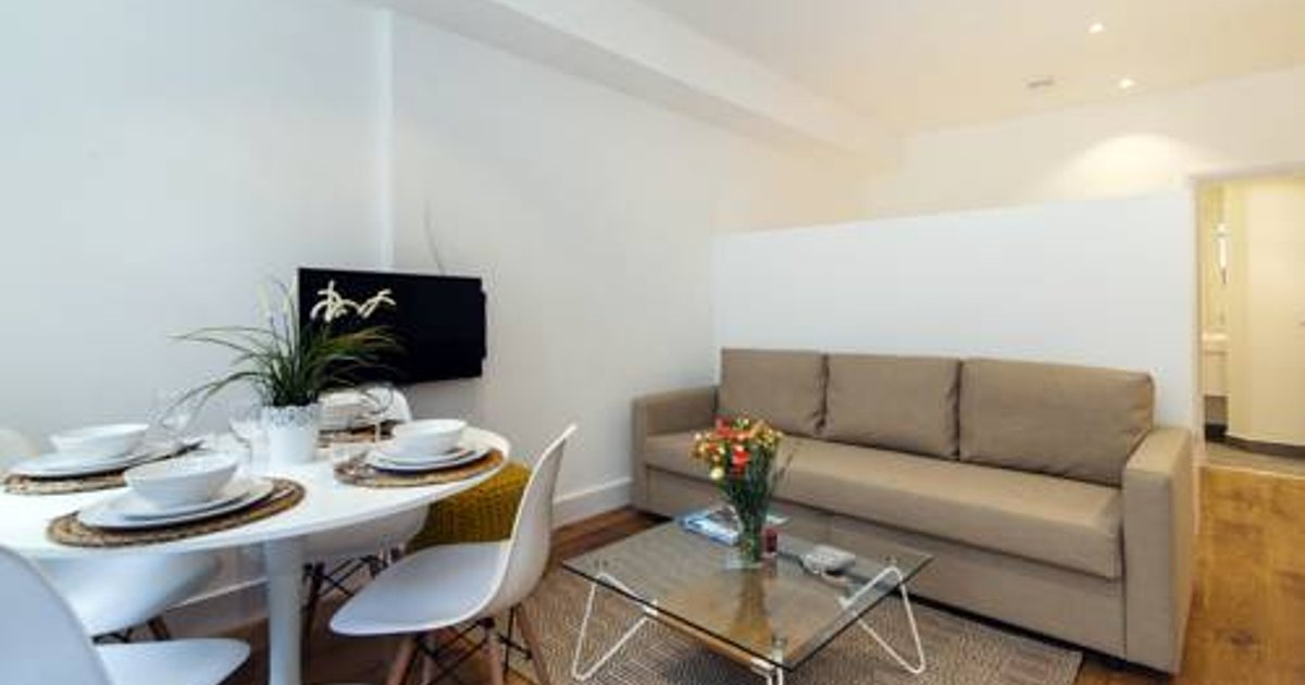 FG Apartment - Earls Court - Philbeach Gardens Flat 2