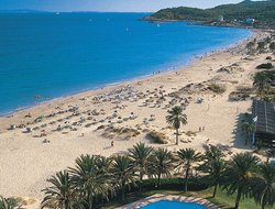 Playa d'en Bossa hotels with restaurants