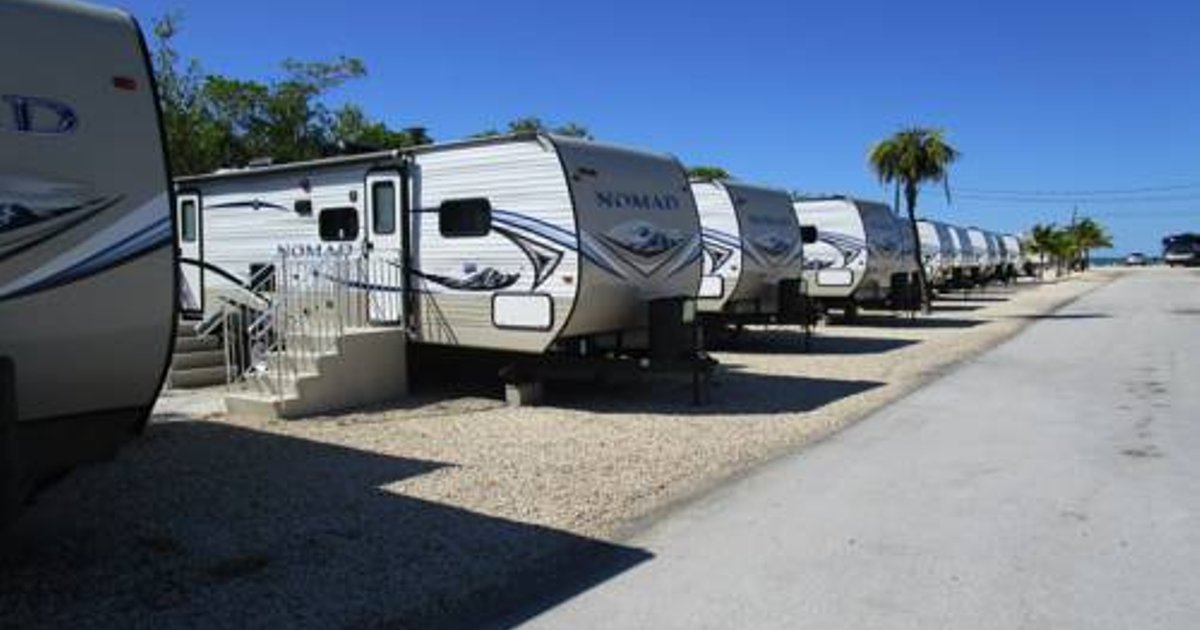 Fiesta Key RV Resort Travel Trailer Two-Bedroom 23