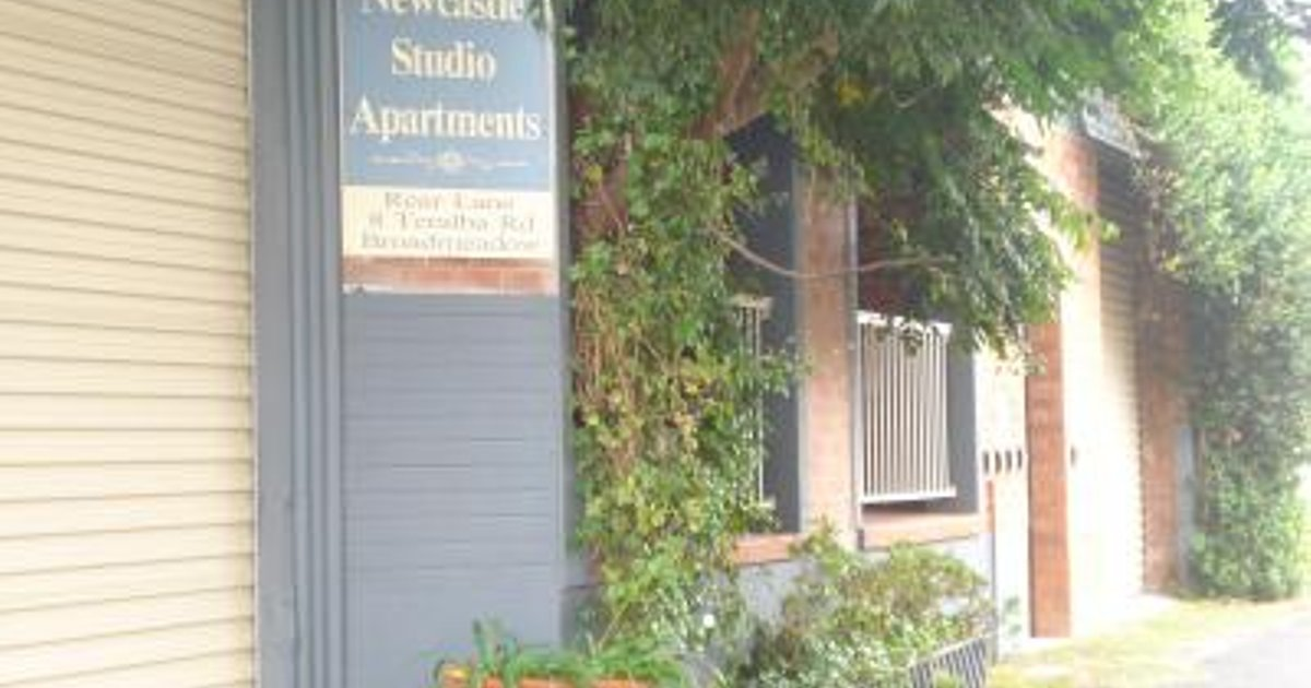 Newcastle Studio Apartments