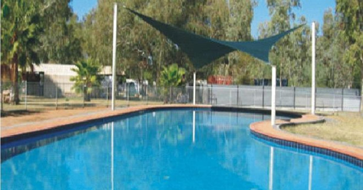 Heritage Caravan & Tourist Park Accommodation Alice Springs